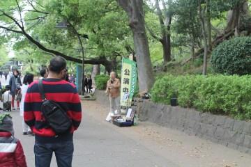 A Japanese Sax guy