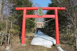 上登別神社, Upper Noboribetsu Shrine