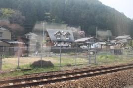 岐阜県 Train ride 1.15