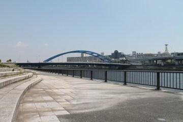 東京南千住汐入公園 1