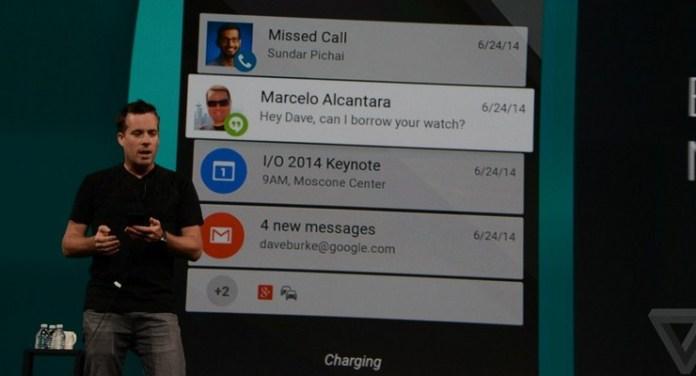Sistem Kotak Pembaharuan Android L