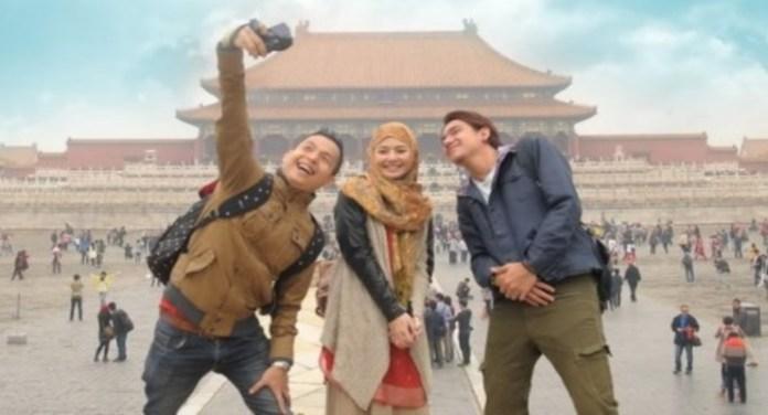 Pemain Kukejar Cinta ke Negeri Cina