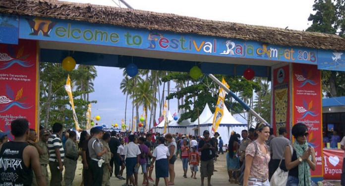 Festival-Raja-Ampat