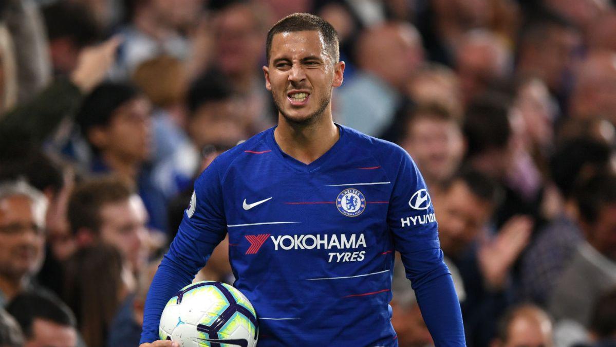 Berikut Tujuan Klub Besar Hazard Jika Pergi Dari Chelsea