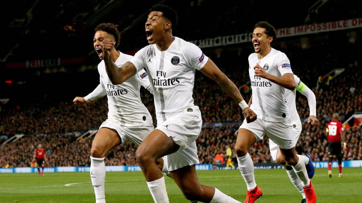Hasil Pertandingan Manchester United Vs PSG Skor 0-2