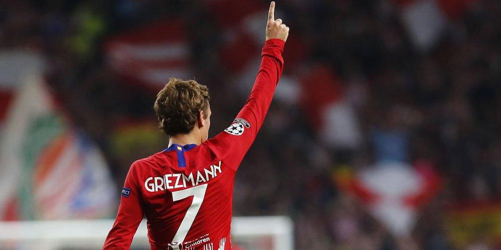 Barcelona Tidak Tertarik Untuk Rekrut Antoine Griezman?
