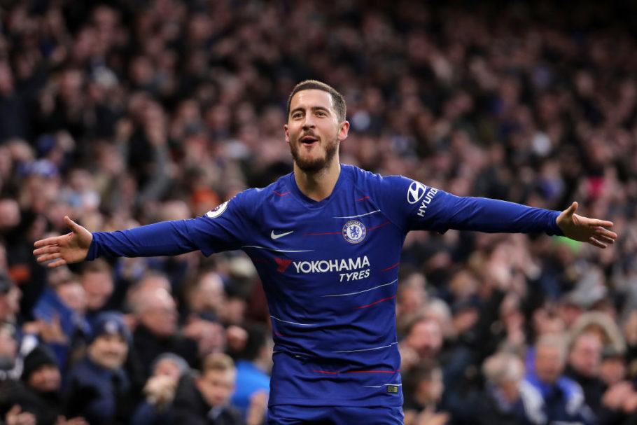 Optimisnya Hazard Chelsea Bisa Tampil Di Liga Champions 2019/20