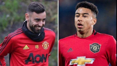 Mengatasi Leicester, Jesse Lingard dan Bruno Fernandes Membawa MU Menuju Ke Liga Champions