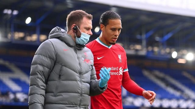 Liverpool Harus Segara Move On dari Van Dijk