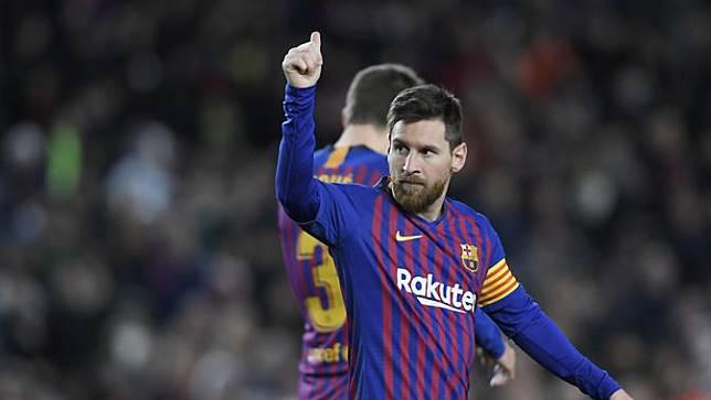 Beberapa Hal Yang Menakjubkan Para Pesepak Bola, Termasuk Juga Lionel Messi