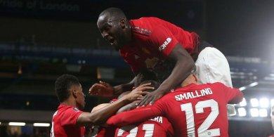 Liga Champions Tetapkan Harga Mati Untuk Manchester United