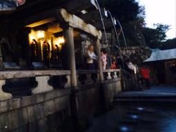 Священный источник в Киото