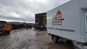 Penzance removals yard