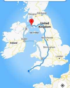 Crago Moves UK tour 21