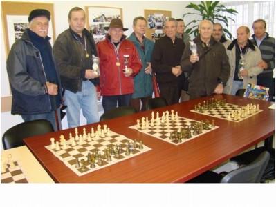 Božićni šah_2012