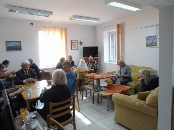 Dnevne aktivnosti u Klubu Krimeja