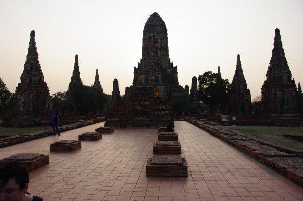 quelques temples