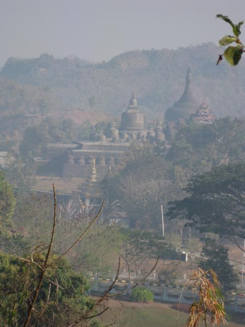 vue depuis Haridaung