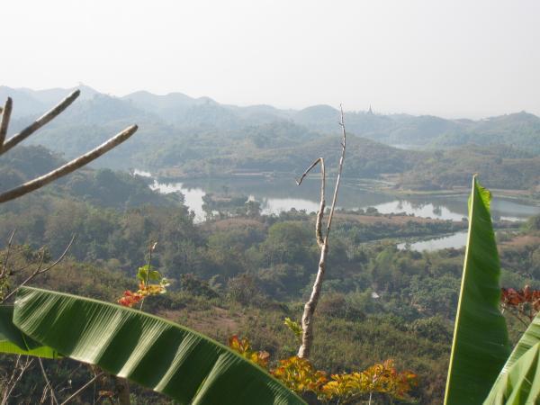 belle vue sur le Kaladan