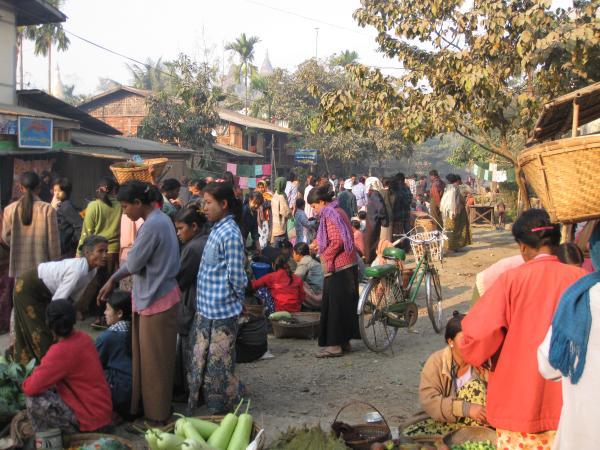 marché de dimanche