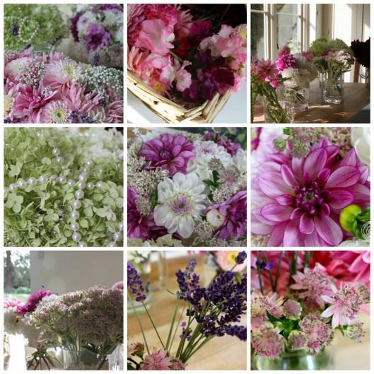 21st Flower Collage
