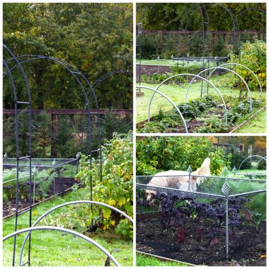 Garden Structures Collage
