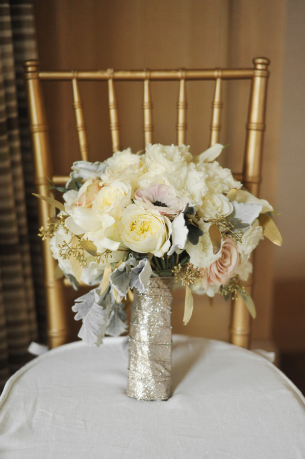 Wedding Wednesday A Glittering Occasion  Peony Events