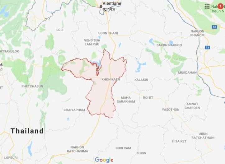 Khon Kaen Province