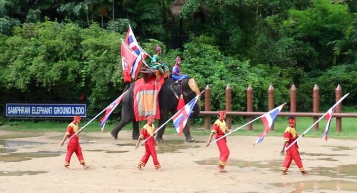 Samphran Elephant Ground and Zoo