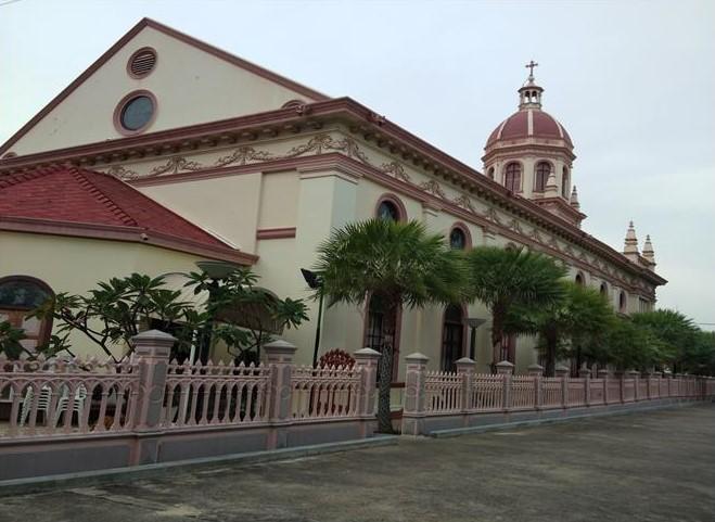 Sta. Cruz Church