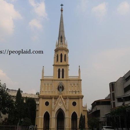 Holy Rosary Church in Bangkok