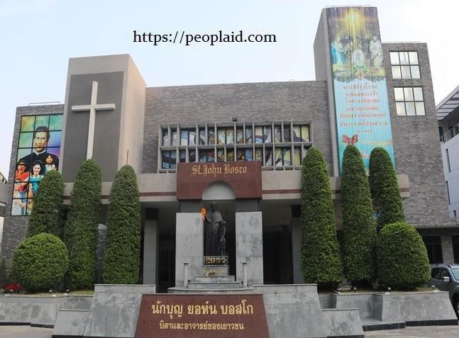 St. John Bosco Church Bangkok