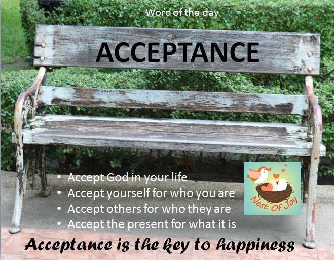 28 Acceptance