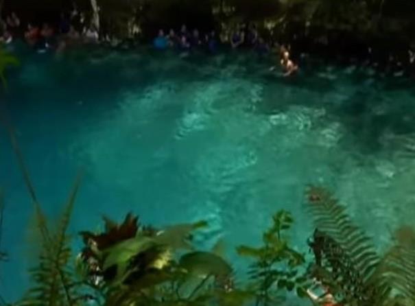 Hinatuan Enchanted River