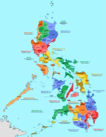 List of provinces of the Philippines