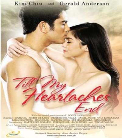 Till My Heartaches End Movie Poster