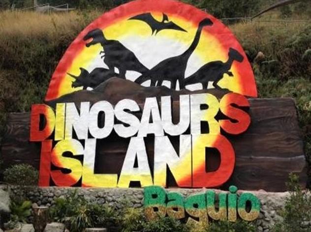 Baguio Dinosaur Island