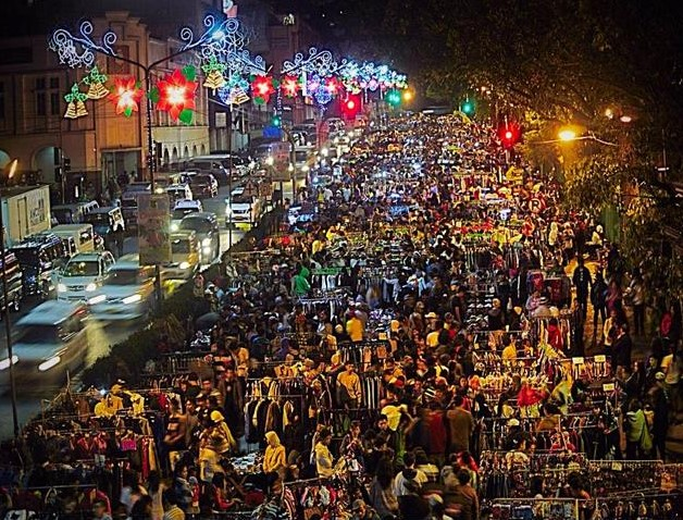 Baguio Night Market