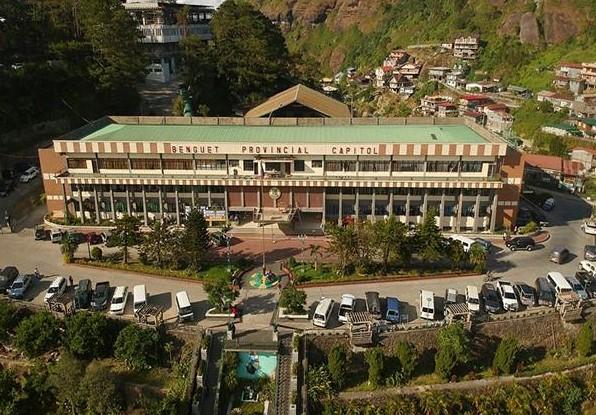 Benguet Provincial Capitol New