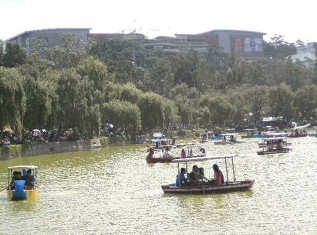 Burnham Park Baguio