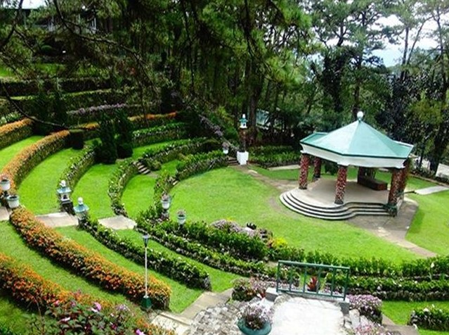 Camp John Hay in Baguio City
