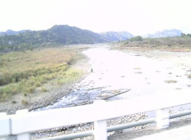 Balili River in La Union