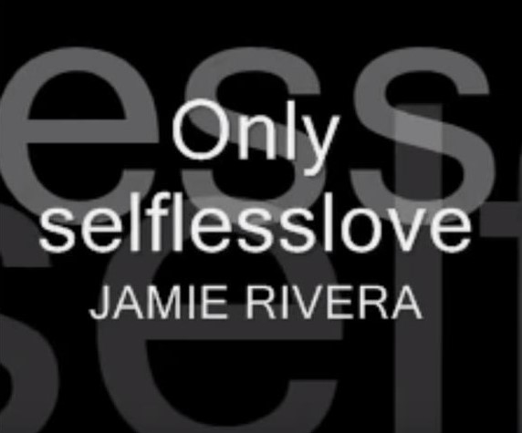 Only Selfless Love Lyrics