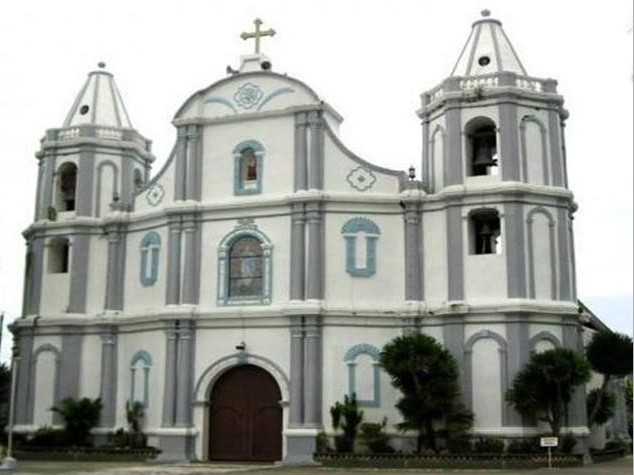 Our Lady of Namacpacan Church