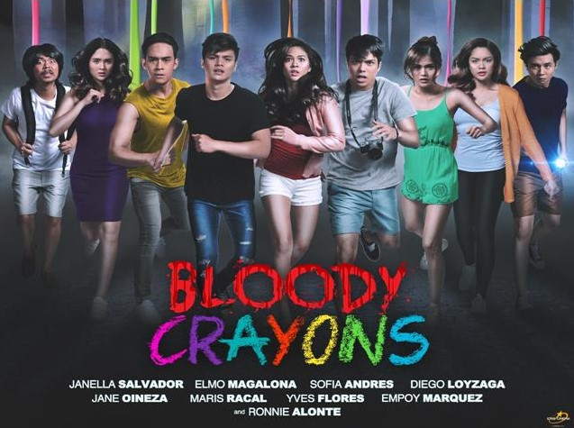Bloody Crayons Movie Poster