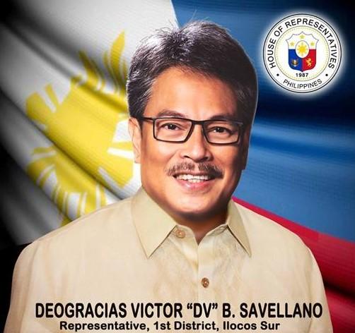 Deogracias Victor Savellano