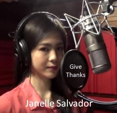 Give Thanks Lyrics