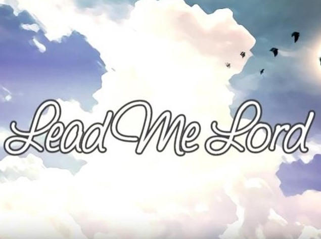 Lead Me Lord Lyrics