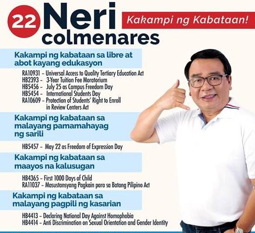 Neri Colmenares