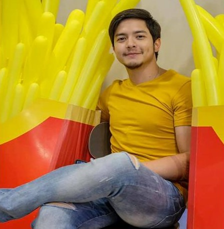 Alden Richards Business